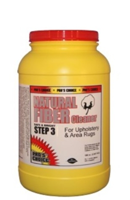 Natural Fiber Cleaner Sku 3140