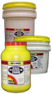 Pro Powder 2000 576 Oz Sku 3172
